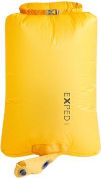 exped-schnozzel-pumpbag-ul-m-yellow
