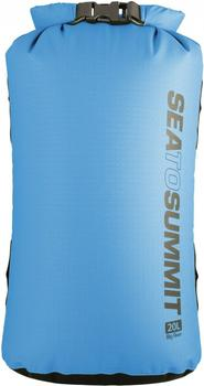 Sea to Summit Big River Dry Bag 20L blue