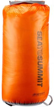 Sea to Summit Air Stream Pump Sack 20L orange