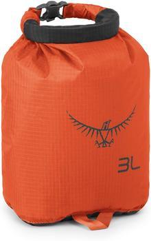 Osprey Ultralight Drysack 3L poppy orange