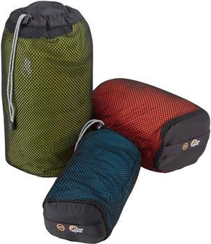 Lowe Alpine Mesh Stuff Sack Multipack