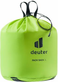 Deuter Pack Sack 3 (2021) citrus
