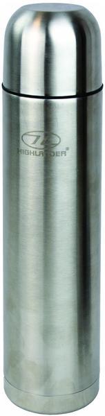 Highlander Thermosflasche aus Edelstahl