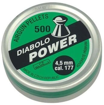 Kovohute Diabolo Standard 4,5 mm 500 Stück