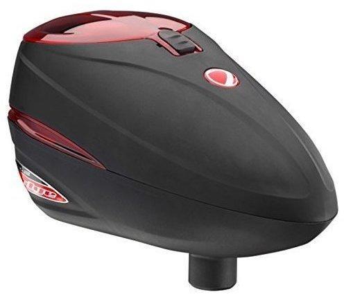 Dye Paintball Loader R2, Black/Red, 63996