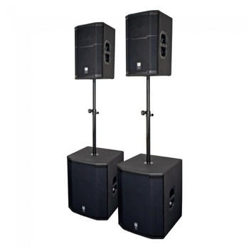 JBL Pro JBL PRX 4 System