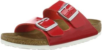 Birkenstock Arizona Birko-Flor red