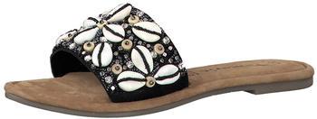 Tamaris Pantolette (1-1-27127-34) black comb