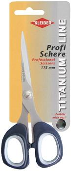 Kleiber Titanium Line Schere 17,5 cm