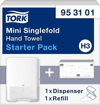 Tork Starter Pack für Zickzack und Lagenfalz Handtücher (953101)