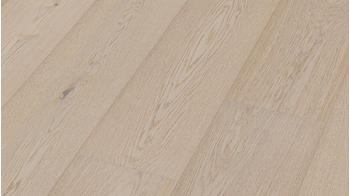 Meister Lindura-Holzboden HD 400 Eiche natur arcticweiß 2200 x 270 mm