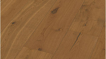 Meister Lindura-Holzboden HD 400 Eiche authentic Dry Wood 2600 x 320 mm