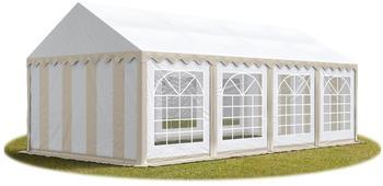 Toolport Economy 500 g/m² (4 x 8 m) beige-weiß