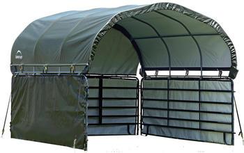 ShelterLogic Weidezeltüberdachung 370 x 370 cm