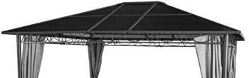 Grasekamp Ersatzdach Meran 3 x 3,6 m