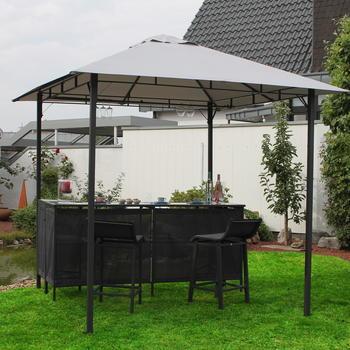 Leco Gartenbar 245 x 245 cm