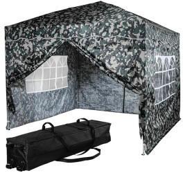 Maxstore Basic 300 x 300 cm mit 4 Seitenwänden (30030431)