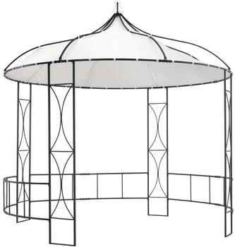vidaXL Gartenpavillon Ø 300 cm (310030)