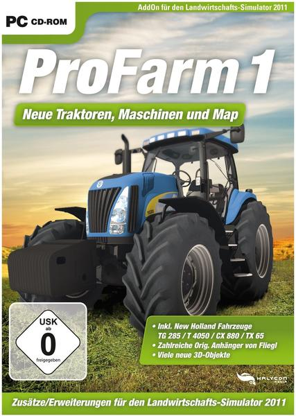 Halycon Landwirtschaftssimulator: Pro Farm 1 (Add-On) (PC)