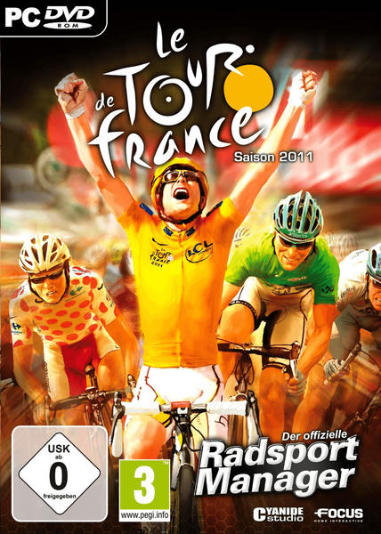 Radsport Manager 2011 (PC)