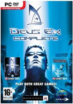 Mastertronic Deus Ex Complete uncut (Englisch) [PC]