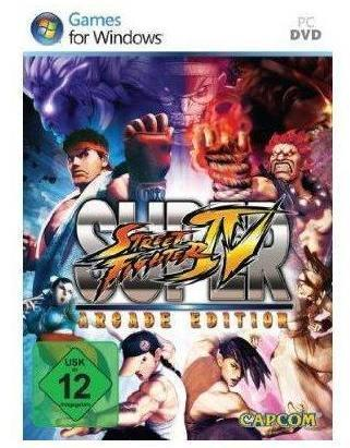 Super Street Fighter IV - Arcade Edition (PC)