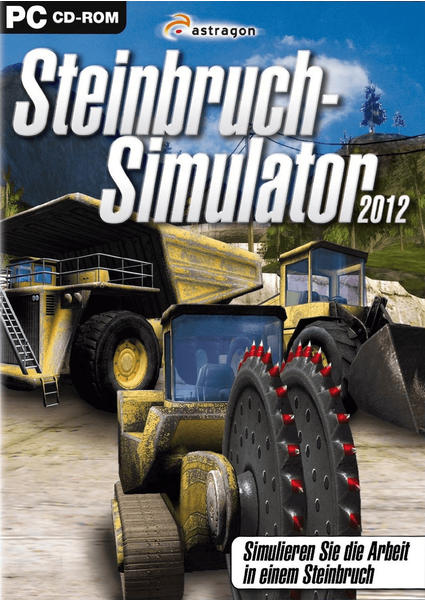 Steinbruch-Simulator 2012 (PC)