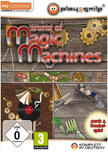 World of Magic Machines (PC)