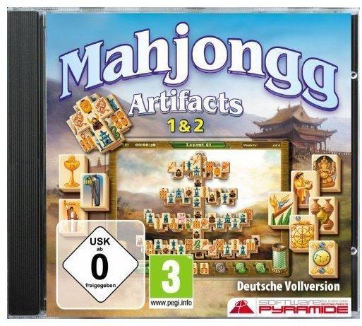 Mahjong Artifacts 1 + 2 (PC)