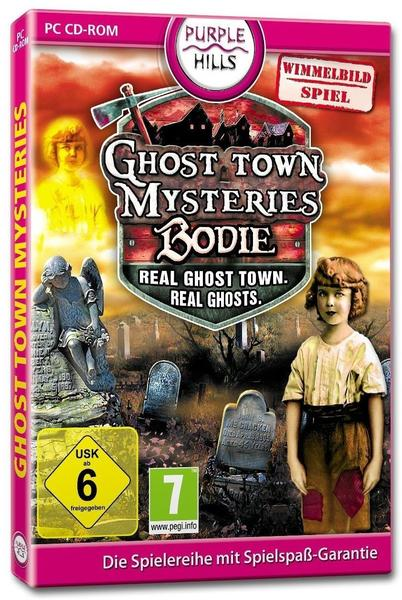 Ghost Town Mysteries (PC)