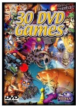 DVD Games Compilation (DVD-ROM) (PC)
