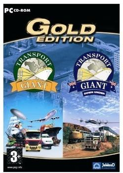 JoWood Transport Giant - Gold Edition (PEGI) (PC)