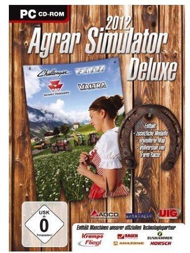 Agrar Simulator 2012 Deluxe (PC)