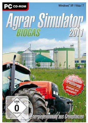 Agrar Simulator 2011: Biogas (Add-On) (PC)