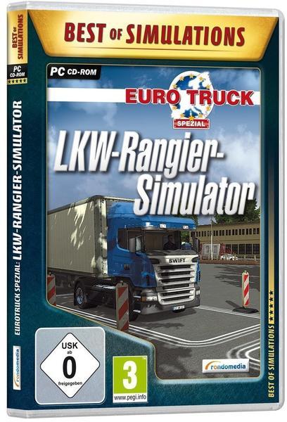 Euro Truck Simulator: Spezial - LKW-Rangier-Simulator (PC)
