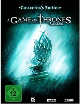 A Game of Thrones: Genesis - Collector's Edition (PC)