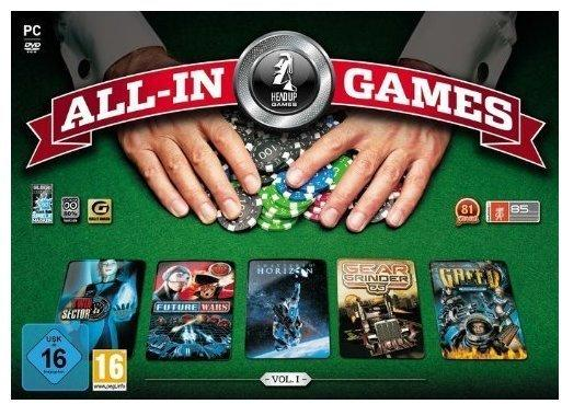 All-In Games Vol. 1 (PC)