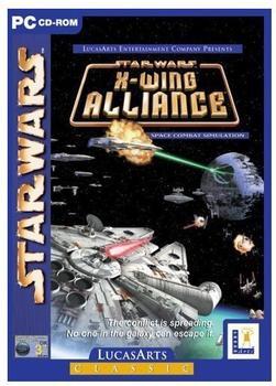 Star Wars - X-Wing Alliance (englisch) (PC)
