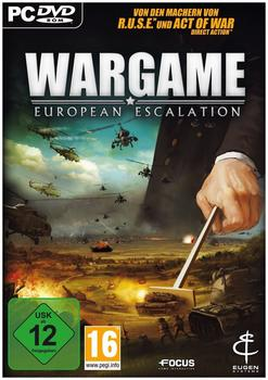 Wargame: European Escalation (PC)