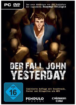 Der Fall John Yesterday (PC)