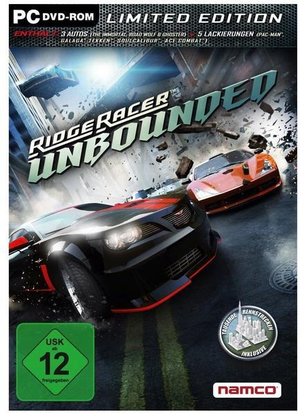 Ridge Racer Unbounded (PC)