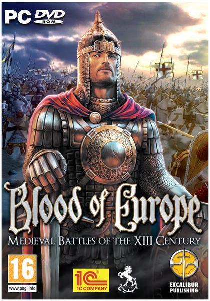 Excalibur Blood of Europe (PEGI) (PC)