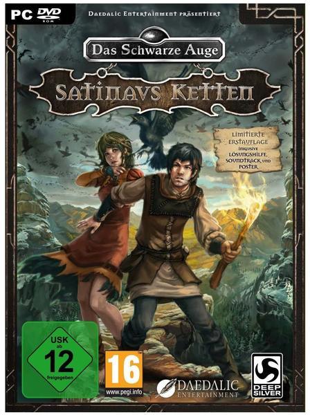 Das Schwarze Auge - Satinavs Ketten - Collectors Edition (PC)