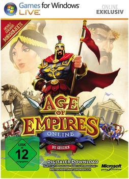 Microsoft Age Of Empires Online: Die Griechische Zivilisation (Download) (PC)