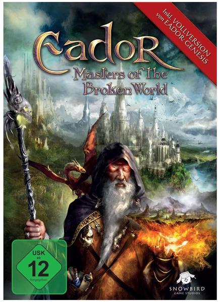 Eador: Masters of the Broken World (PC)