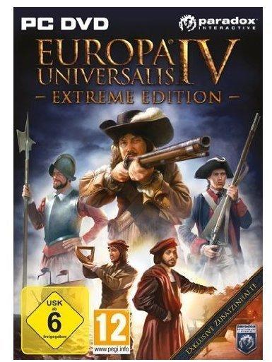 Europa Universalis IV (PC-Spiel)