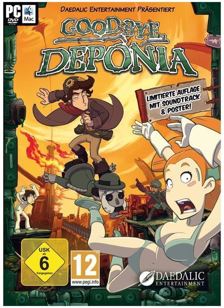 Goodbye Deponia (PC)