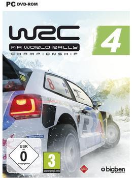 WRC 4 - World Rally Championship (PC)