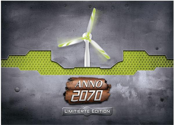 Ubisoft ANNO 2070 - Limited Edition (PC)
