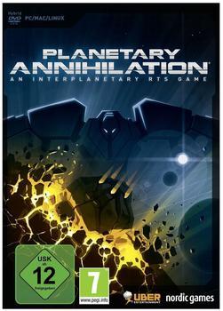 Planetary Annihilation (PC)